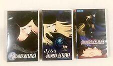 The GALAXY EXPRESS 999 Andromeda terminal Japanese Vintage VHS Eternal Fantasy