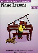 HAL LEONARD STUDENT PIANO LESSONS Book 2