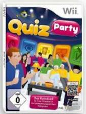 Quiz Party (Nintendo Wii, 2012, DVD-Box)