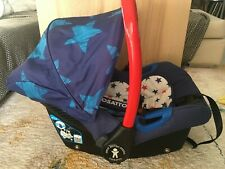 Cosatto Port 0+ Car Seat Starbright (With Isofix Base)