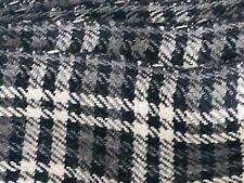 TOM FORD Black /White/Gray  PLAID SCARF