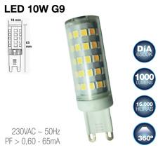 Bombilla G9 LED 10W