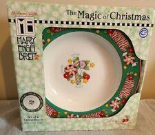 Mary Engelbreit - Magic of Christmas - Soup Cereal Bowls 2001 (Set of 4) Nib