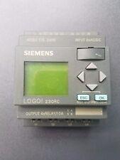 Siemens LOGO! 230RC 6ED1052-1FB00-0BA6