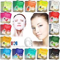 42 PCS Best Essence Facial Mask Sheet, Moisture Face Mask Pack Skin Care Lots