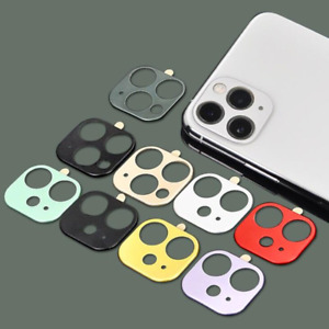 For iPhone 11 Pro Max l Rear Camera Lens Case Full Cover Protector uk
