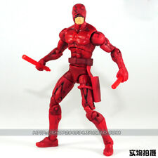 3.75in Comics Series Action Figure  Red Daredevil without Stick Toy