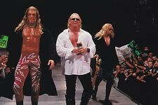 The Brood EDGE WrestleMania 4x6 Photo Card Comic Images WWE WWF Wrestling New