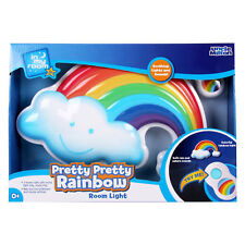 Uncle Milton Pretty Rainbow In My Room - Childrens Night Light 2342