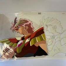 Magic Knight Rayearth Hikaru Shido Clamp Original production cel Animation 2