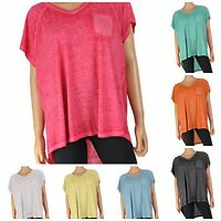 Lane Bryant Women's V Neck Heathered Plus Size Top Shirt 14/16 18/20 22/24 26/28