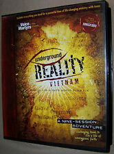 Underground Reality Vietnam The Voice of The Martyrs DVD Faith Bible Study Set