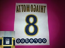 Flocage PSG Paris 2014 2015 extérieur T.MOTTA Ooredoo Player issue