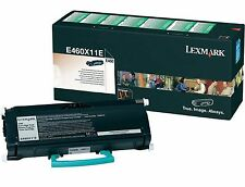 Lexmark E460x11e - E460 Extra High Yeild Return Prog