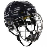 Bauer IMS 9.0 Hockey Helmet Combo
