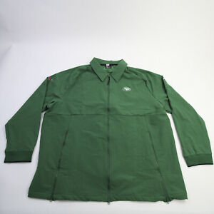 New York Jets Nike OnField Jacket Men's Green New with Defect