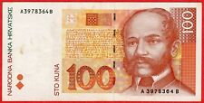 CROATIA 100 Kuna , 1993