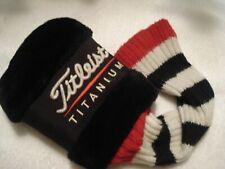 Titleist Titanium Driver Headcover - Excellent Condition