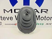 07-10 Jeep Wrangler Manual Transmission Gear Shifter Boot Cover Factory Mopar