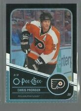 2011-12 O-Pee-Chee Black Rainbow #83 Chris Pronger 082/100 (ref 62608)