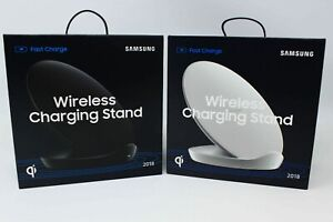 Samsung Fast Charge Wireless Charging Stand 2018 Galaxy S10+ S9 S8 Note 10 9 NEW