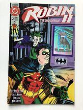 Robin ll #2 The Joker Vintage DC Comics  Batman in Mirror Key High Grade