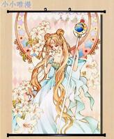 Anime Poster Sailor Moon Usagi Tsukino Home Decor Poster Wall Scroll Painting