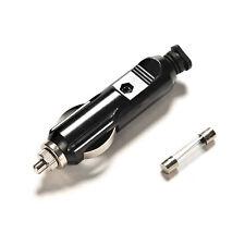 12 24V Replace Car Cigarette Lighter  Socket Plug Adapter Charger 15A Fuse