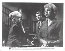 """Connie Stevens and Dean Jones in """"Two on a Guillotine"""" Vintage Movie Still"""