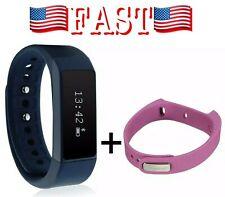 ELEGIANT Smart Bracelet, I5 Plus Waterproof Bluetooth 4.0 Sports Pedometer Brace