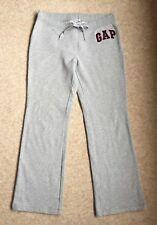 Ladies Womens Size S Gap Jog Bottoms Casual Grey