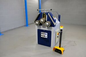 new UZMA  50 Power   section roller ring roller vat is included