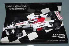 Minichamps F1 1/43 BAR HONDA SHOWCAR 2003 - JENSON BUTTON - LIMITED EDITION