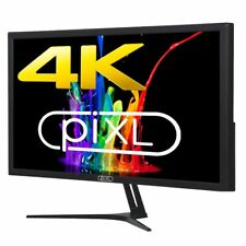 piXL 28 Inch LED Widescreen HDMI / Display Port 4K 5ms Monitor