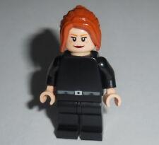 IRON MAN 2 Lego Pepper Potts - Black Outfit Custom NEW  Genuine Lego Parts #2B