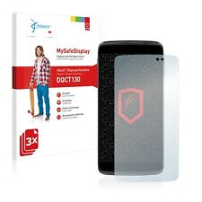 3x Vikuiti Screen Protector DQCT130 from 3M for Alcatel One Touch Idol 3 (5.5)