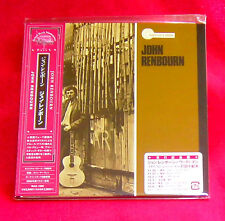 John Renbourn John Renbourn JAPAN MINI LP CD WAS-1055