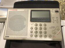 Sangean radio  ATS 505  Exc. New!ShortWave radio w/SSB sideband, AM/MW, FM, LW