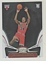 2018-19 Panini Certified #157 WENDELL CARTER JR RC Rookie Chicago Bulls