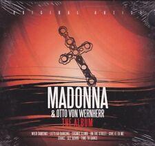 CD ♫ Audio «MADONNA & OTTO VON WERNHERR ~ THE ALBUM» nuovo Digipack