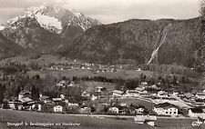 Stanggaß Berchtesgaden AK 1955 panorama Alpi con alta fredda Baviera 1705109