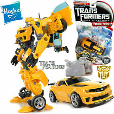 TRANSFORMERS DOTM AUTOBOT BUMBLEBEE MECHTECH ACTION FIGURES MODEL CAMARO CAR TOY
