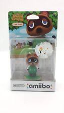 amiibo Nintendo WiiU Animal Crossing - Digby, Mabel, Lottie, Tom Nook (OP89)