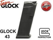 Glock 43 9mm  6 Round Factory Magazine / Clip 9 - Best Price Gurantee
