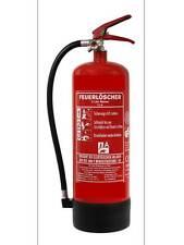 FEUERLÖSCHER Wasserlöscher W 6 mit Wandhalter 6 Liter Dauerdruck*NEU