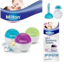 Milton Baby Bottle Sterilisers