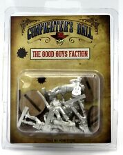 Knuckleduster KDM-11106 Gunfighter's Ball Good Guys Faction (Set of 6) Old West