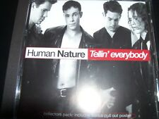 Human Nature Tellin' Everybody CD Single – Like New