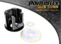 For VW Caddy MK3 2004-2010 PowerFlex Black Lower Engine Mount Insert Large