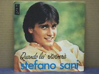 STAFANO SANI - QUANDO LEI RITORNERA' - 45 GIRI - NM/MINT